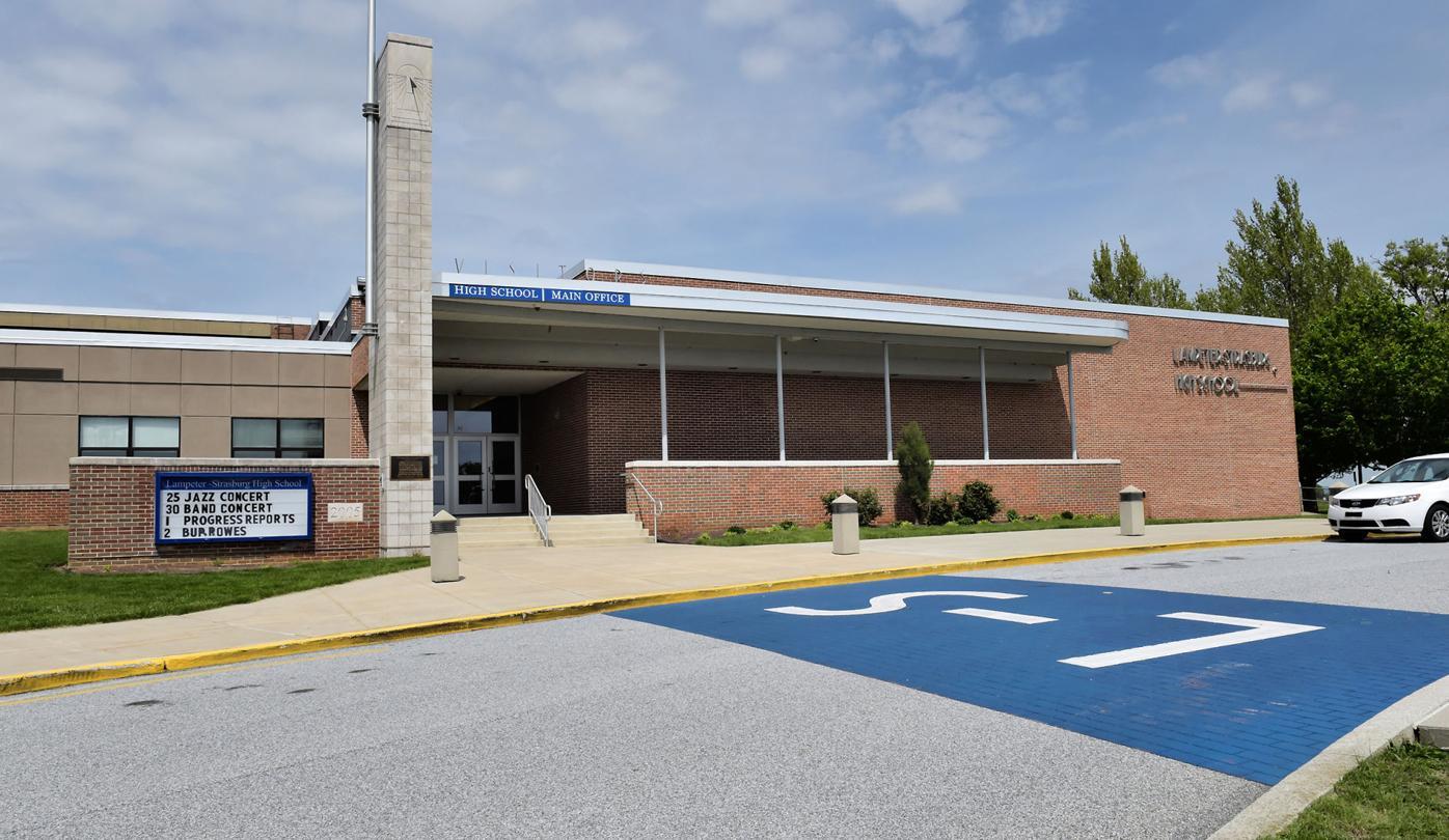 Lampeter-Strasburg High School