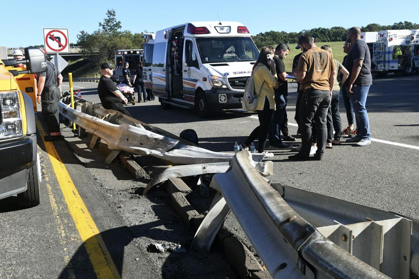 Pennsylvania Bus Accident