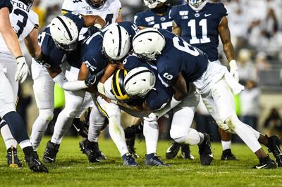 2019 Michigan at Penn State Football