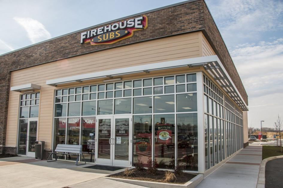 firehouse subs opens in new lime spring square shopping center along rohrerstown road local. Black Bedroom Furniture Sets. Home Design Ideas