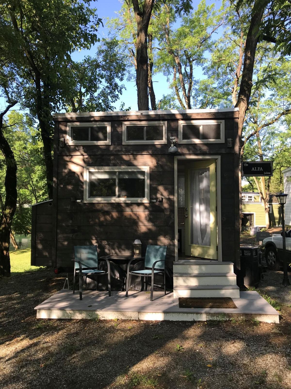 Alfa House at Tiny Estates
