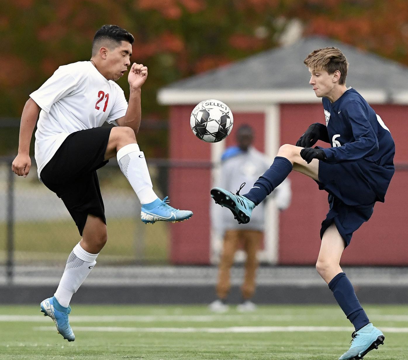 Manheim Twp. vs McCaskey-LL Boys Soccer Championships