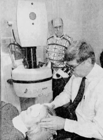 laser eye surgery 1995