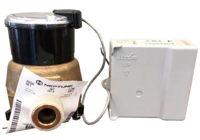 WaterMeterTransmitter_M30