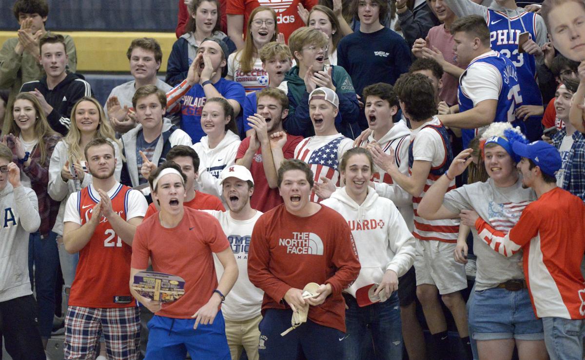 Penn Manor vs McCaskey-LL Boys Basketball