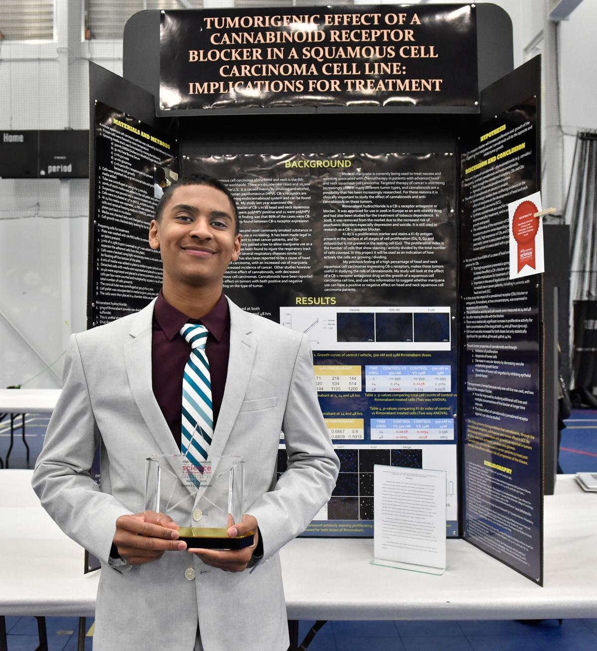 Lancaster Catholic student wins 65th annual science fair ...