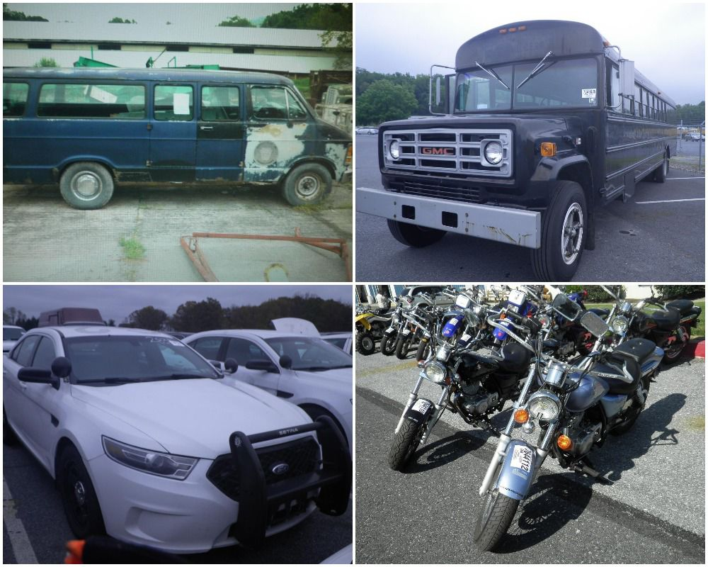 State will sell more than 300 trucks, cars, motorcycles in public ...