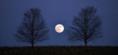 Last Full Moon of 2019