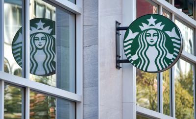 Starbucks downtown genz