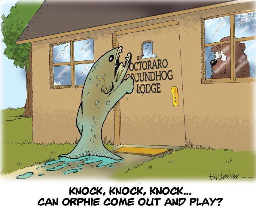 snakehead cartoon