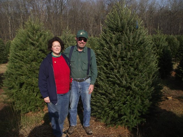 Big Prizes From Small Christmas Tree Farm