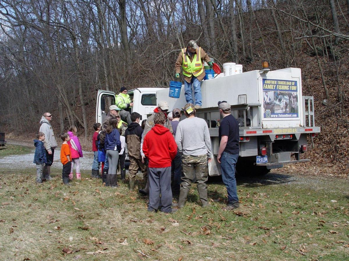 Gear up here 39 s the scoop on lancaster county 39 s trout for Pa fish stocking