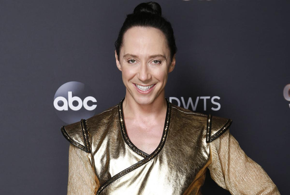 Johnny Weir hall of fame 1
