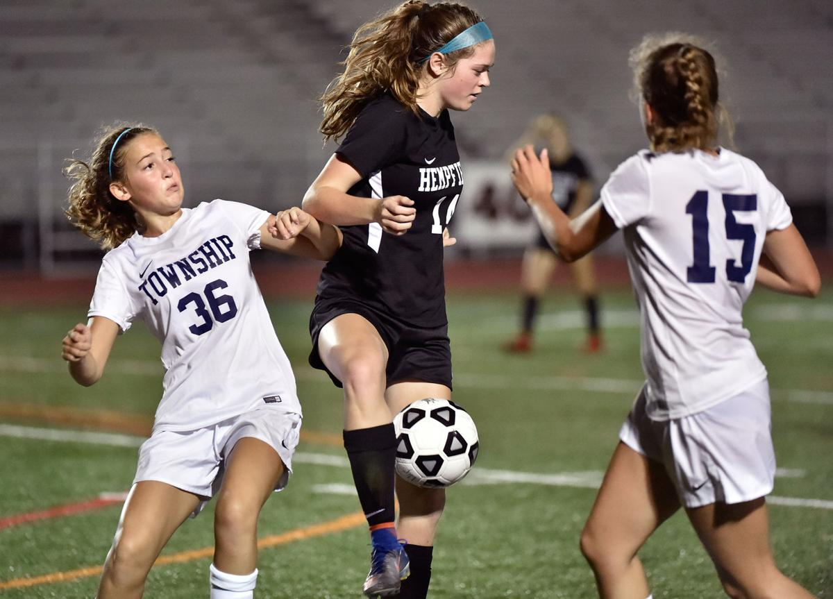 Hempfield girls soccer