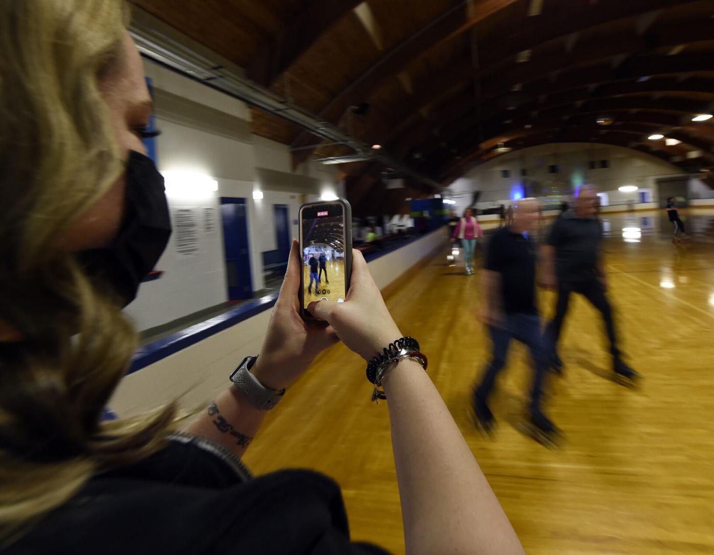 Dean Wenrich Viral Rollerskater