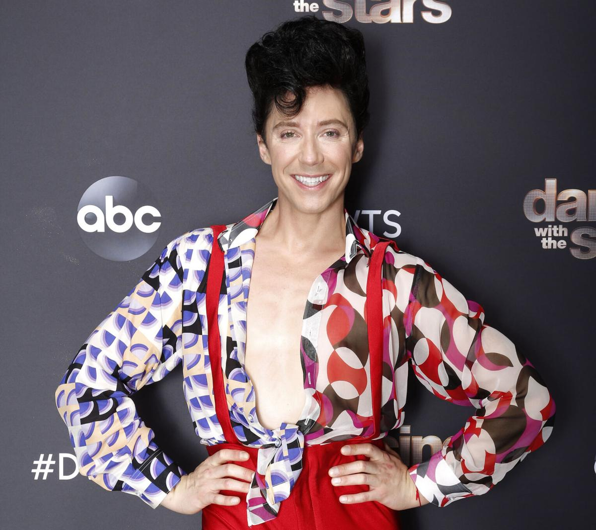 Johnny Weir hall of fame 2