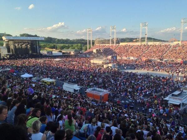 Hersheypark Stadium To Reveal Major Concert Event This Week