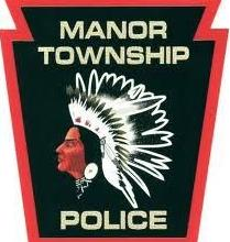 Manor Township Police logo patch