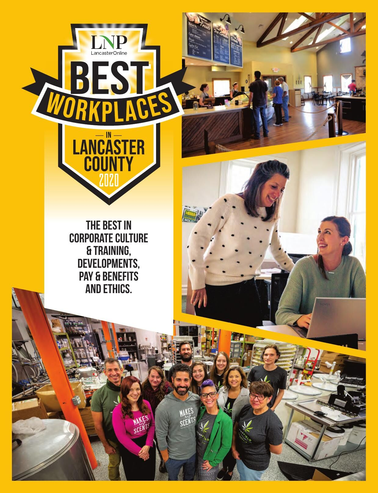 Best Workplaces in Lancaster County 2020