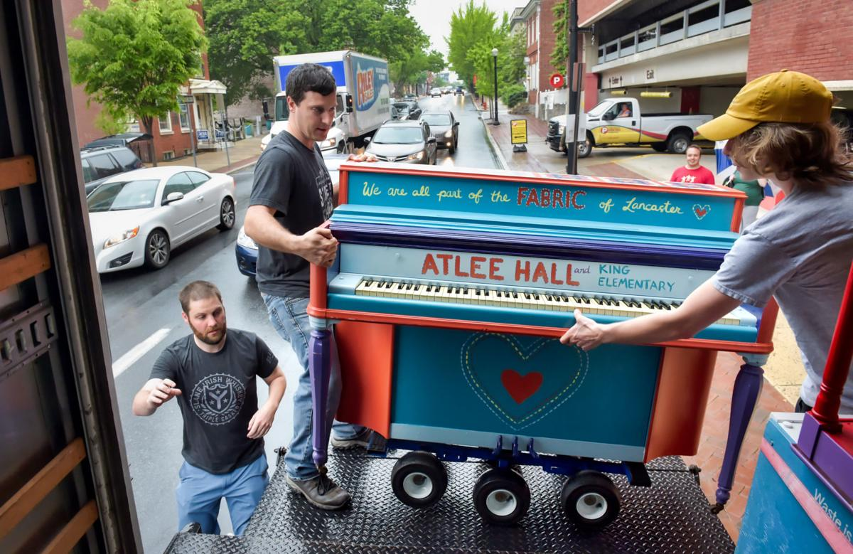 pianos delivered 2