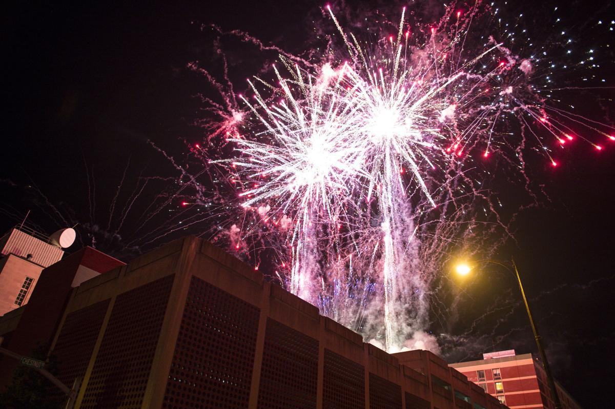 Celebrate Lancaster fireworks