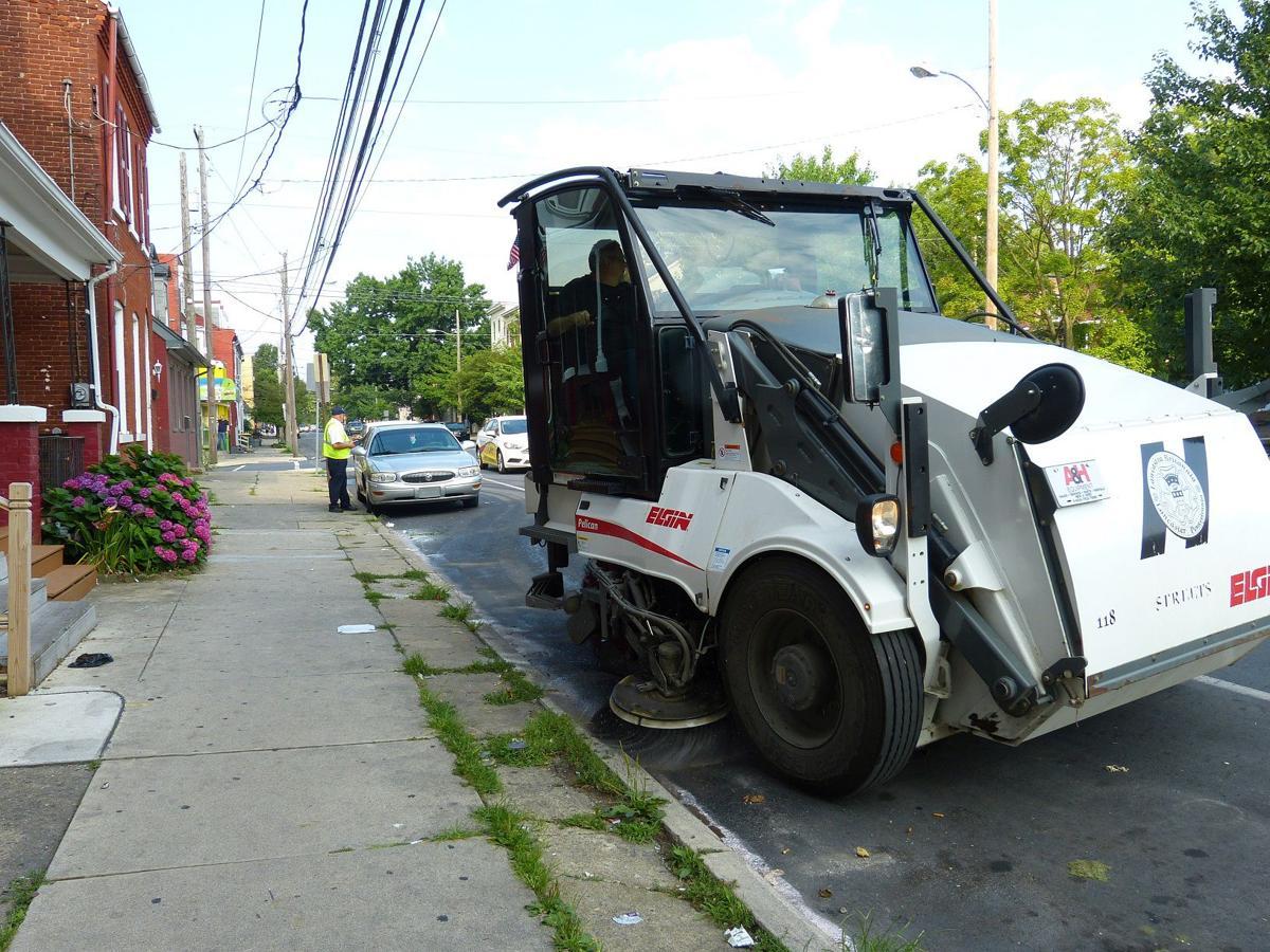 Street Sweeping 3
