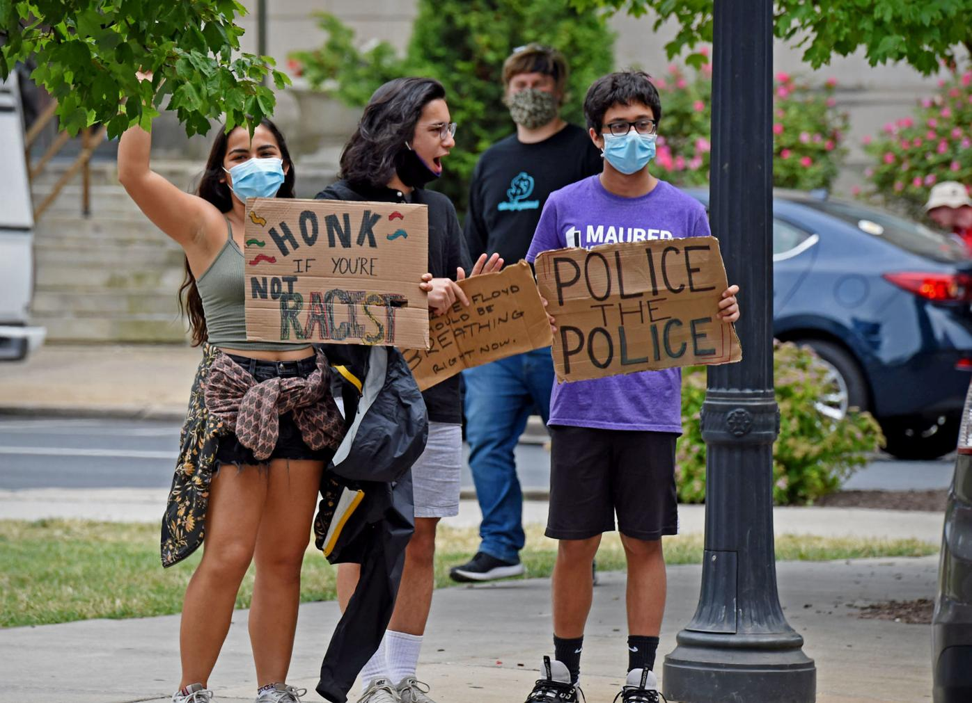 Protest Wednesday