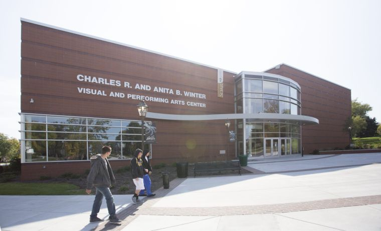The Winter Visual and Performing Arts Center