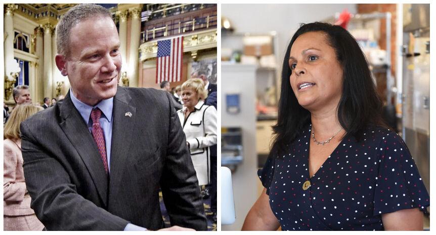 LNP to hold Pa. Senate forum between Sen. Scott Martin and Janet Diaz