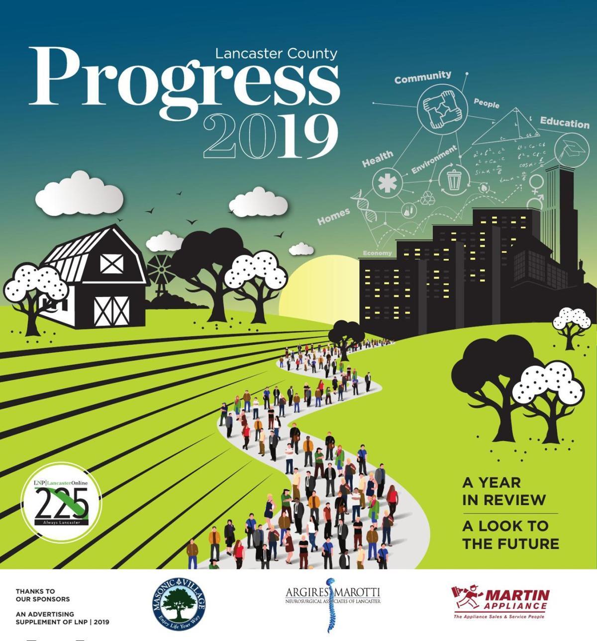Lancaster County Progress 2019