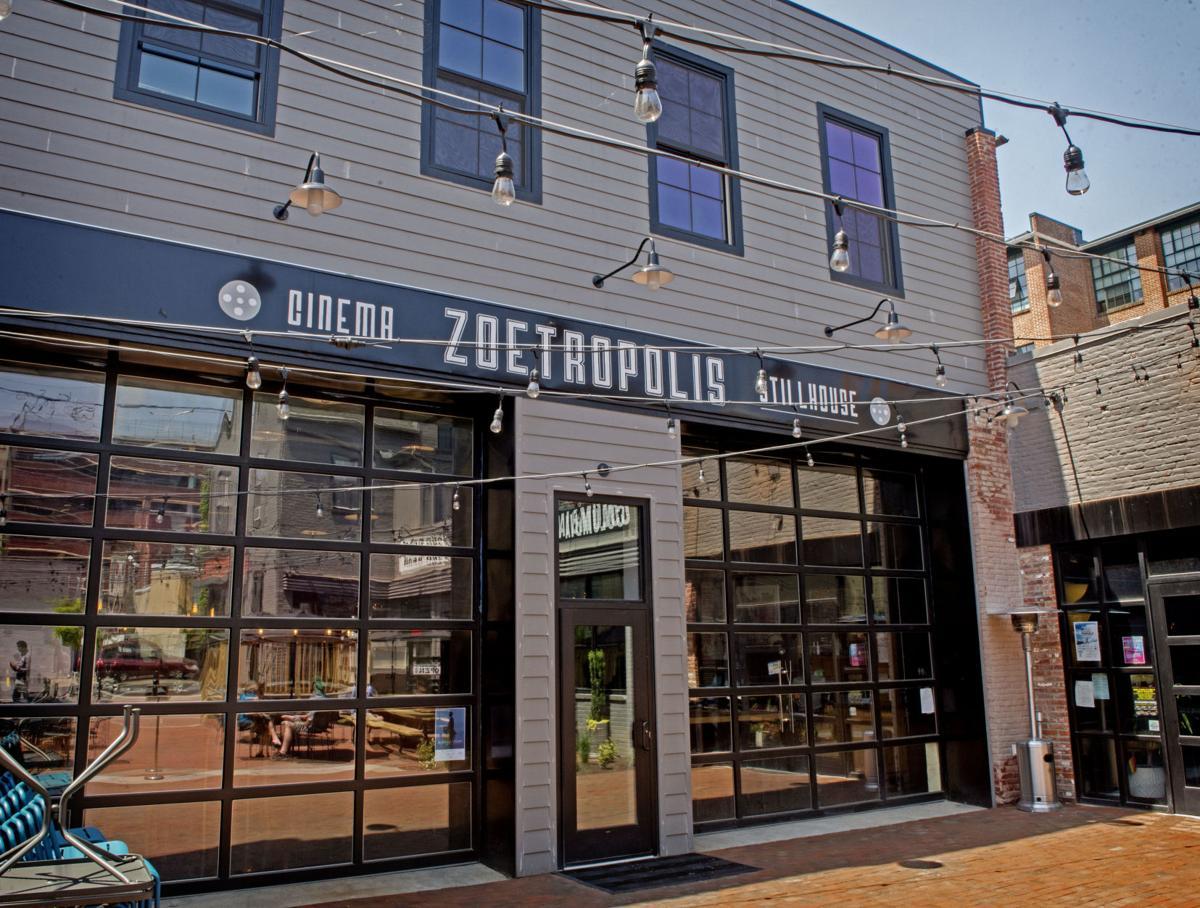 Zoetropolis Cinema Stillhouse