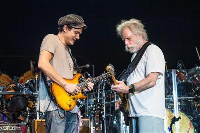 John Mayer, Bob Weir of Dead & Company
