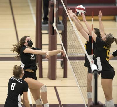 Hempfield vs North Allegheny-PIAA Girls Volleyball Semifinal