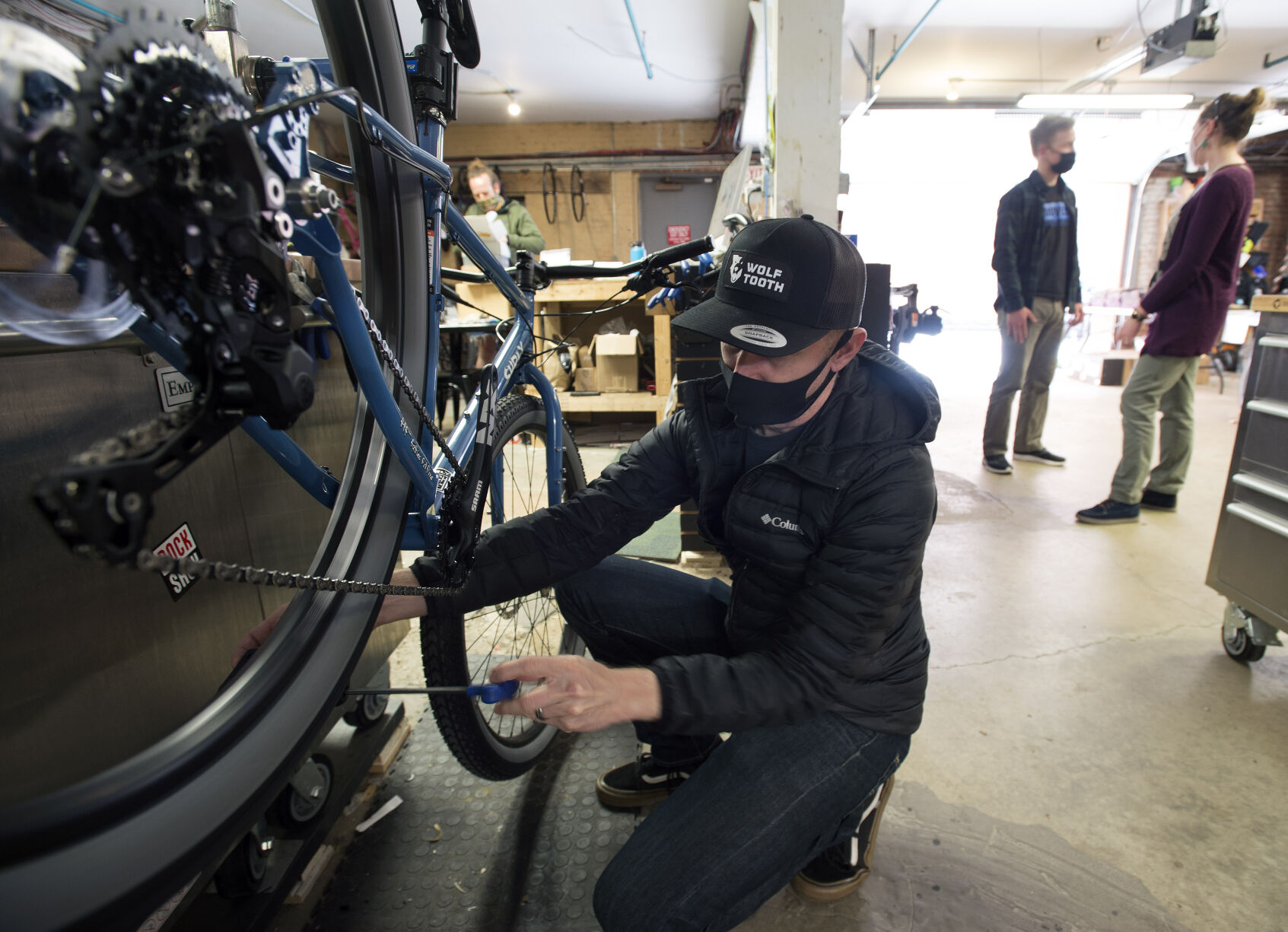 lancasteronline.com - CHAD UMBLE | Staff Writer - Pandemic-induced cycling boom drying up supply at local bike shops; 'Nobody has it