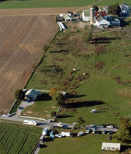 Photos - Amish School Shooting UPDATED