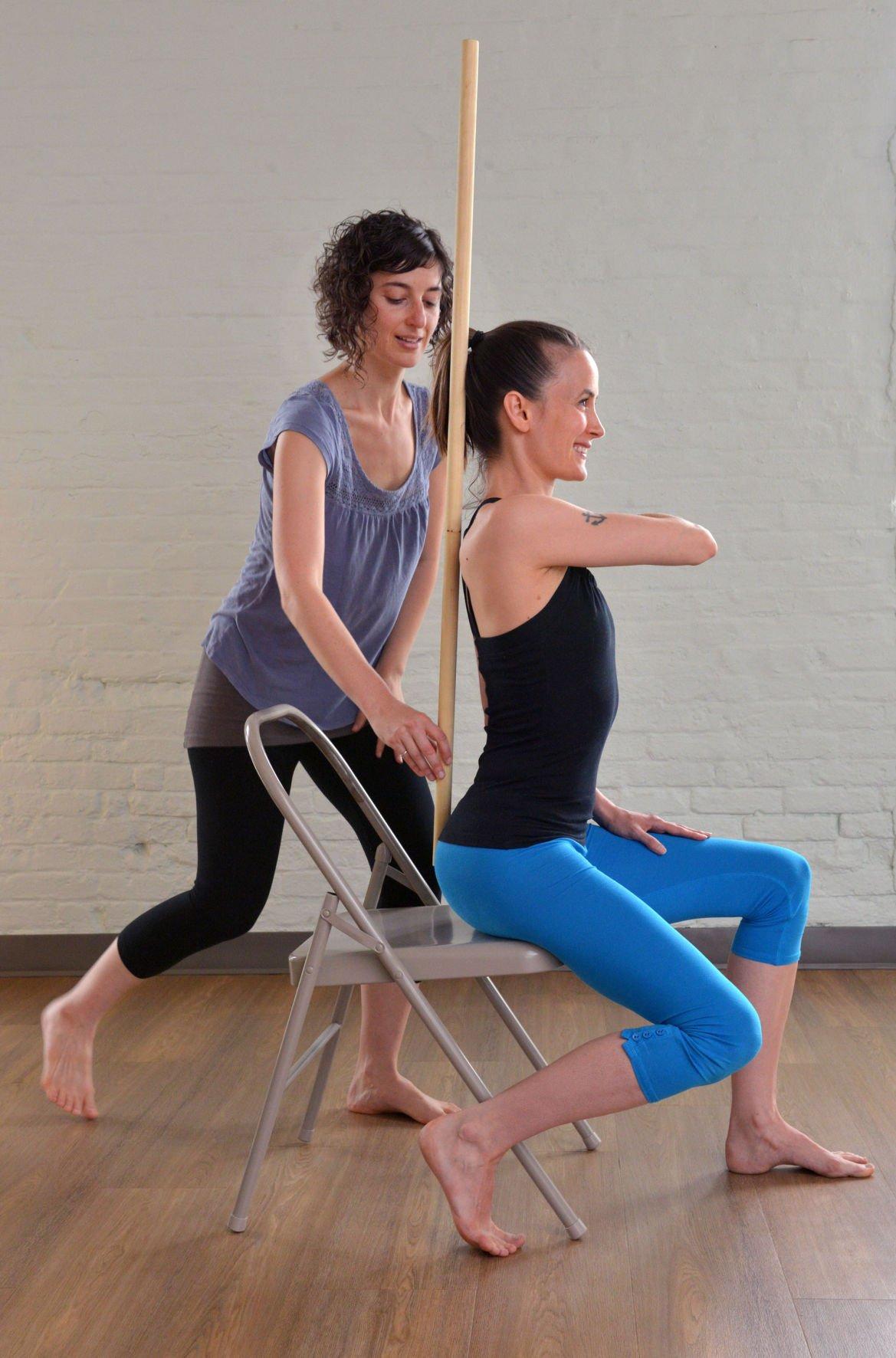 yoga with Jonina Turzi
