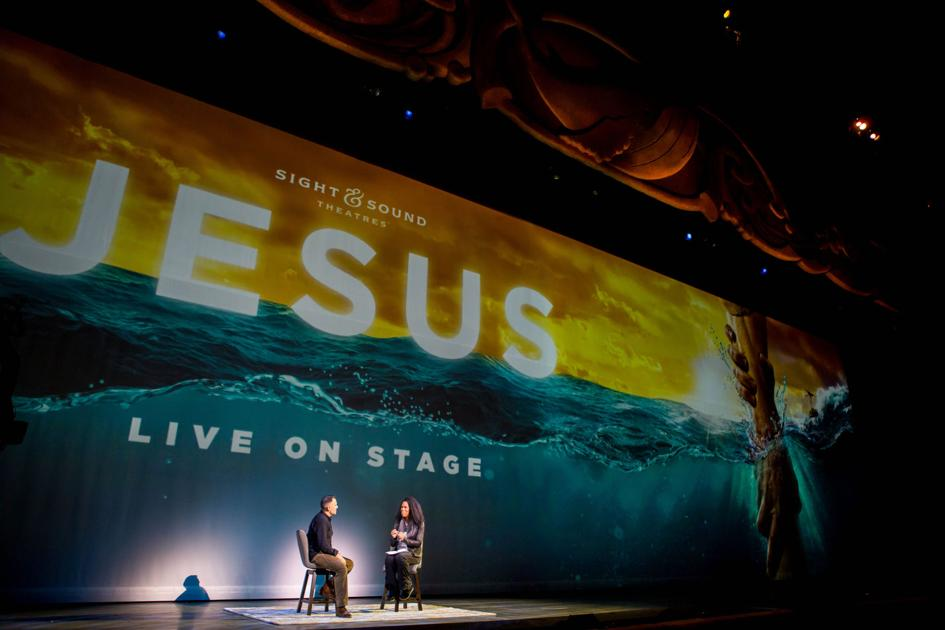 Sight Amp Sound S Show For 2018 Looks At Story Of Jesus In A