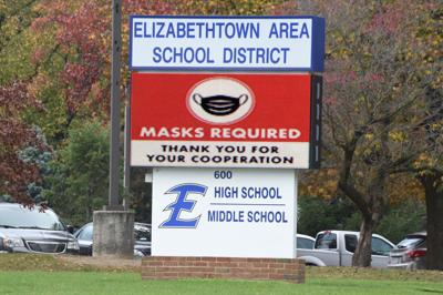 Elizabethtown mask sign