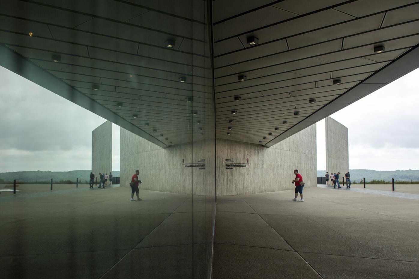 Flight 93 Memorial 20 years later