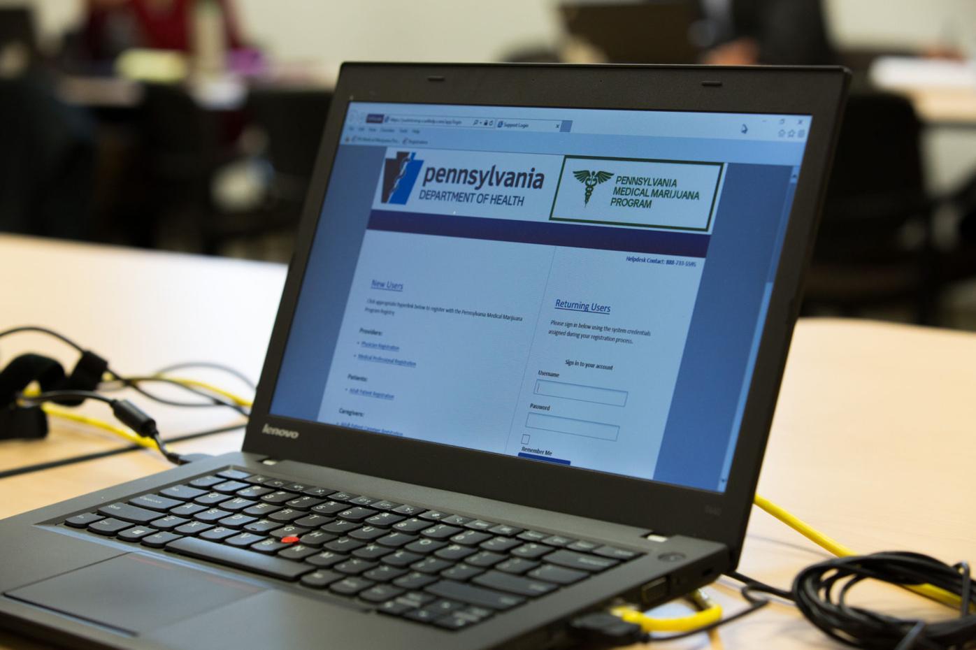 computer registry medical marijuana