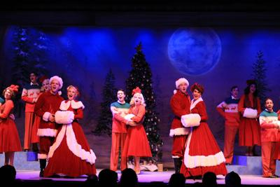 White Christmas Musical.White Christmas Brings Music Of Irving Berlin To Dutch