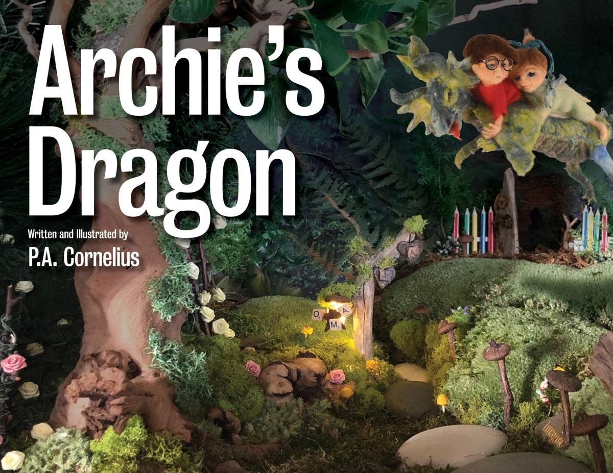 Archie's Dragon cover