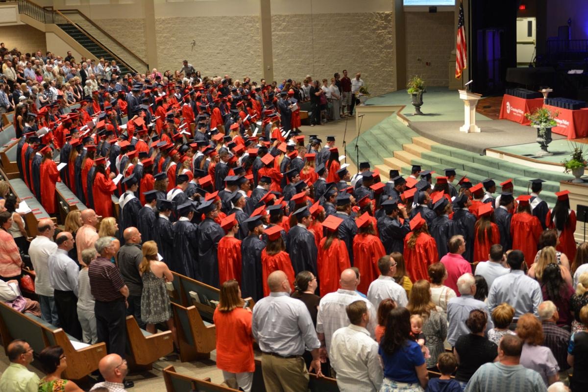 Conestoga Valley Class Of 2016 And Award Winners