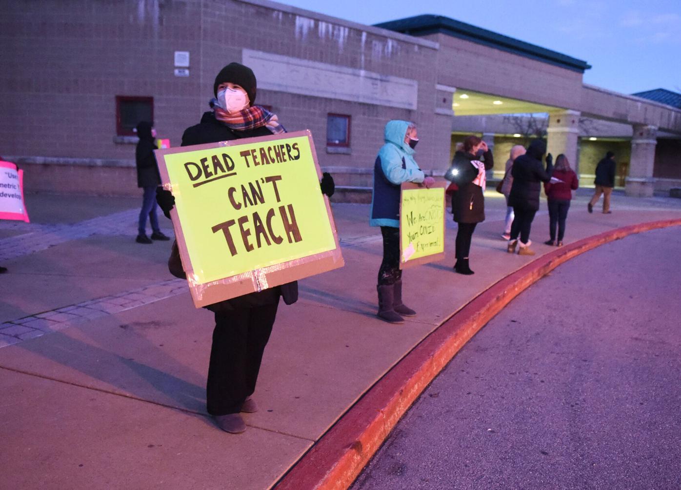SDOL protest