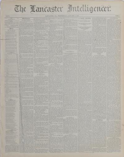 Front page - 1881