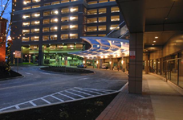 Exterior: Lancaster General Hospital Pavilion Open For Business