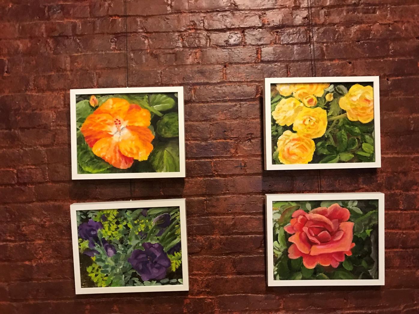 Jonathan Whitlock flowers