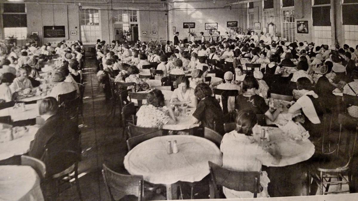 Stehli History Dining Room