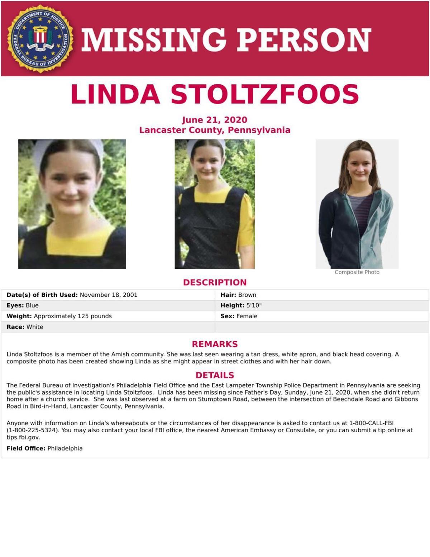 Linda Stoltzfoos FBI