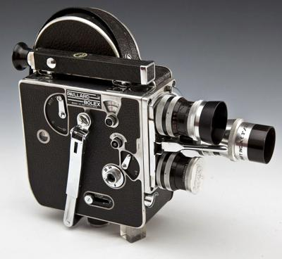Image result for movie cameras in 1950s